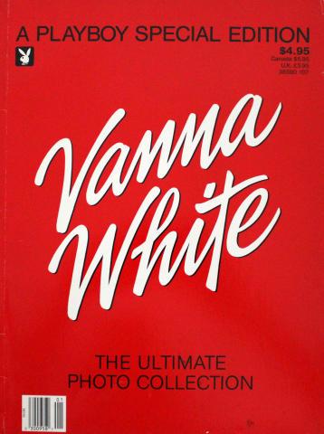 Playboy: Vanna White