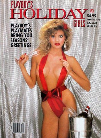 Playboy's Holiday Girls