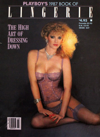 Playboy's 1987 Book of Lingerie