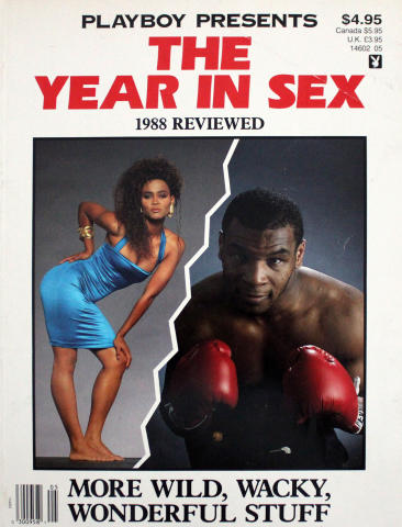 Playboy: The Year In Sex