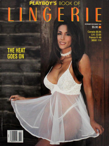 Playboy's Book of Lingerie