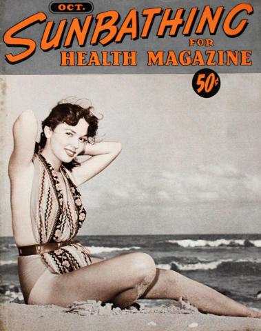 Sunbathing For Health