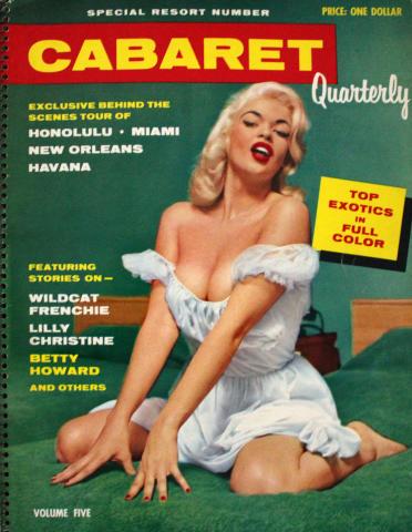 Cabaret QUARTERLY