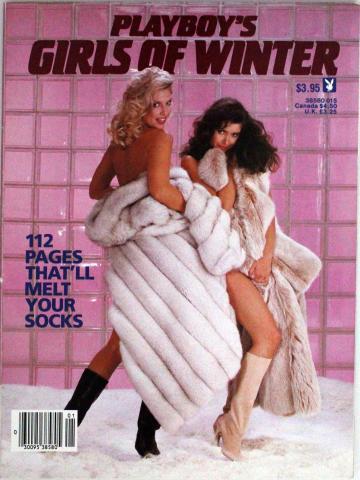 Playboy's Girls of Winter