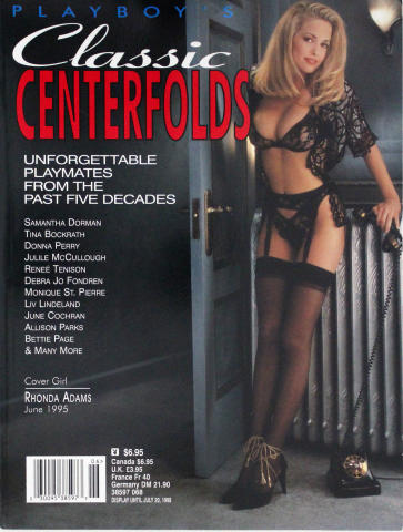Playboy's Classic Centerfolds
