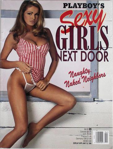 Playboy's Sexy Girls Next Door