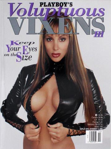 Playboy's Voluptuous Vixens III