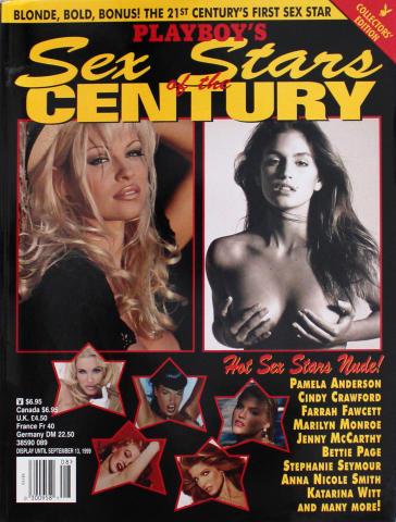 Playboy's Sexy Stars of the Century