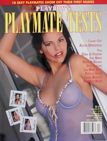 Playboy's Playmate Tests