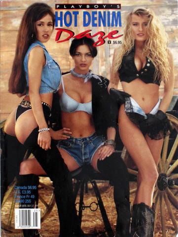 Playboy's Hot Denim Daze