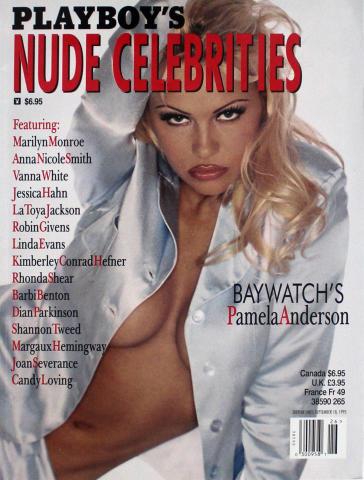 Playboy's Nude Celebrities