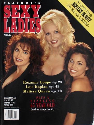 Playboy's Sexy Ladies