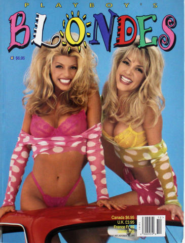Playboy's Blondes