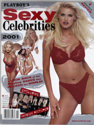 Playboy's Sexy Celebrities