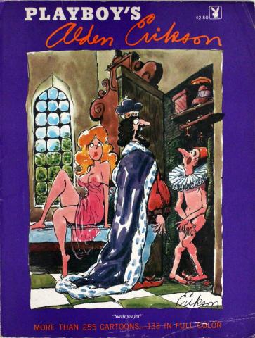 Playboy's Alden Erikson