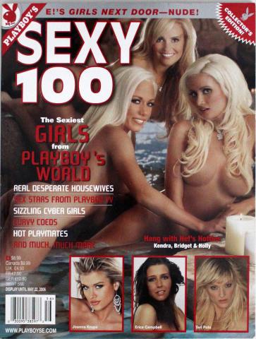 Playboy's Sexy 100