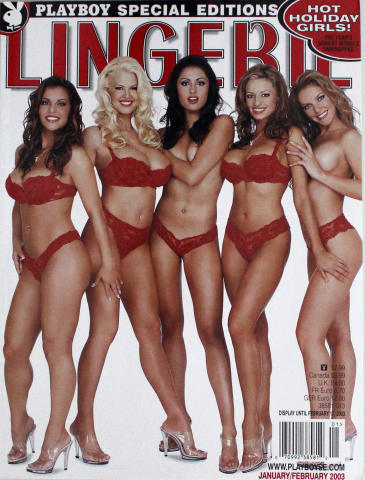 Playboy's Special Editions Lingerie