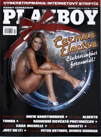 Playboy Slovak