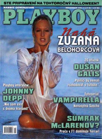 Playboy Slovak