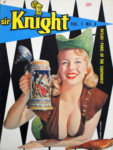 Sir Knight Vol. 1 No. 4