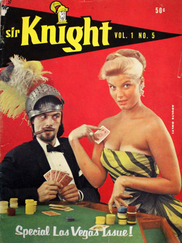 Sir Knight Vol. 1 No. 5