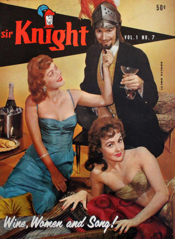 Sir Knight Vol. 1 No. 7