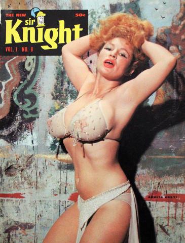Sir Knight Vol. 1 No. 8