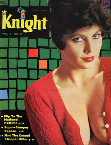 Sir Knight Vol. 2 No. 8