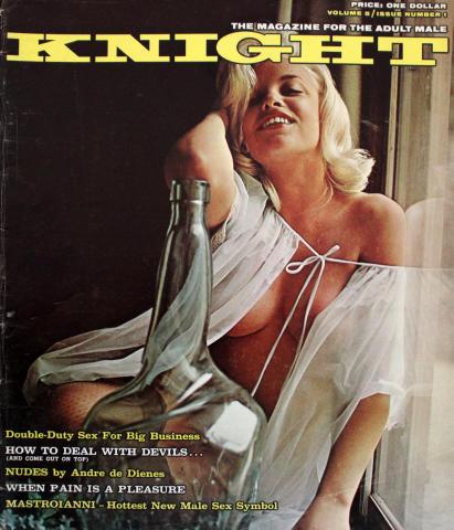 Sir Knight Vol. 5 No. 1