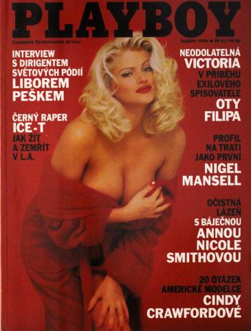 Playboy Czech/Slovak