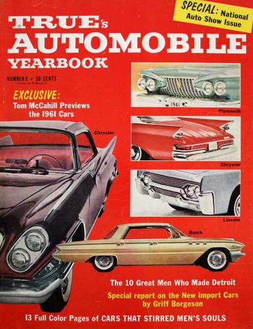 True AUTOMOBILE YEARBOOK
