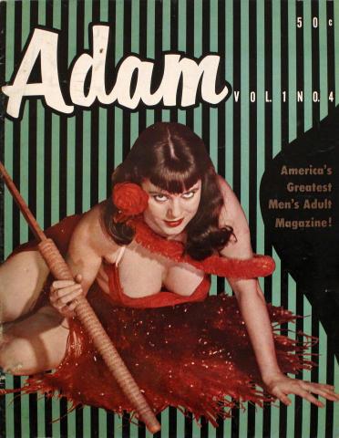 Adam Vol. 1 No. 4