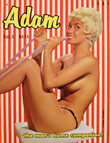Adam Vol. 3 No. 10