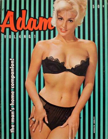 Adam Vol. 4 No. 1