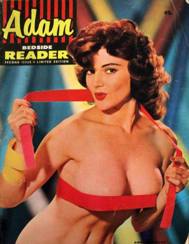 Adam BEDSIDE READER 2