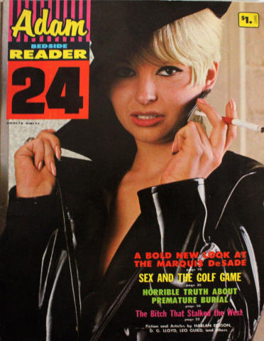 Adam BEDSIDE READER 24