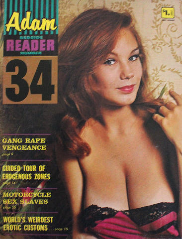 Adam BEDSIDE READER 34
