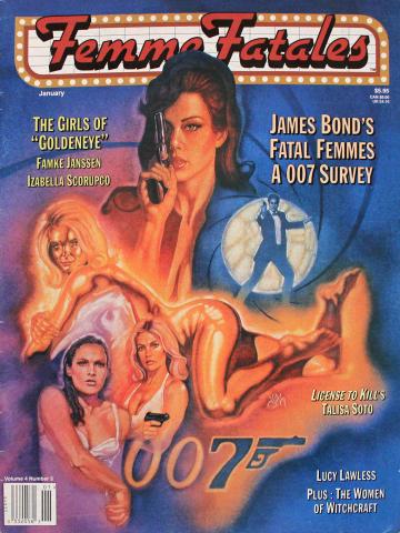 Femme Fatales Vol. 4 No. 5