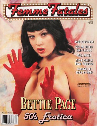 Femme Fatales Vol. 6 No. 10/11