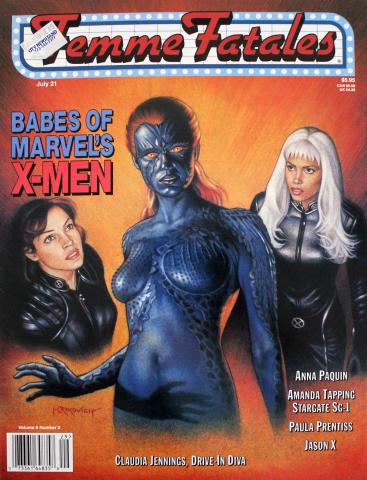 Femme Fatales Vol. 9 No. 2
