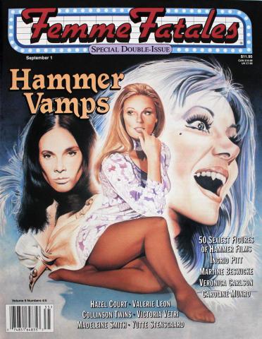 Femme Fatales Vol. 9 No. 4/5
