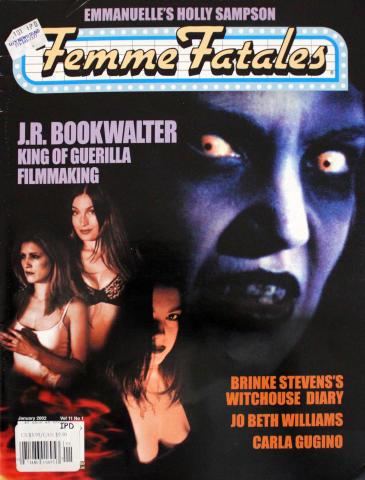Femme Fatales Vol. 11 No. 1
