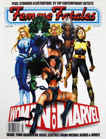 Femme Fatales Vol. 11 No. 3