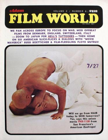 Adam FILM WORLD Vol. 2 No.6