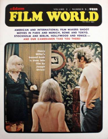Adam FILM WORLD Vol. 2 No. 9