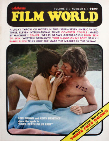 Adam FILM WORLD Vol. 3 No. 6