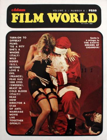 Adam FILM WORLD Vol. 3 No. 8