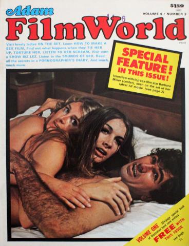Adam FILM WORLD Vol. 4 No. 3