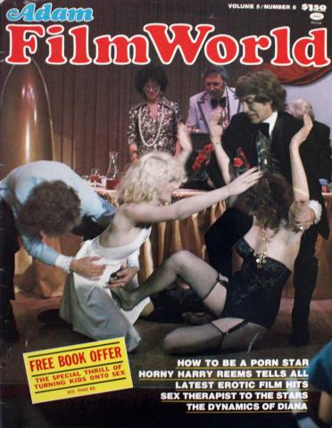 Adam FILM WORLD Vol. 5 No. 8