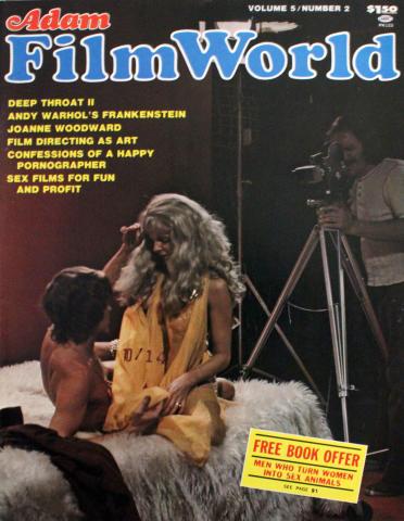 Adam FILM WORLD Vol. 5 No. 2